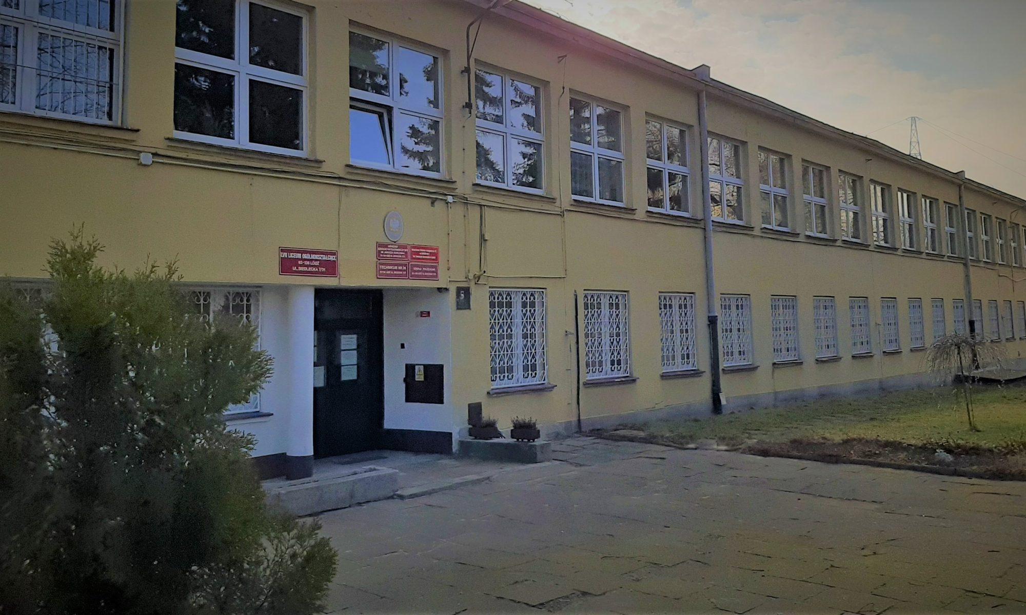 Specjalny Ośrodek Szkolno-Wychowawczy Nr 1 w Łodzi