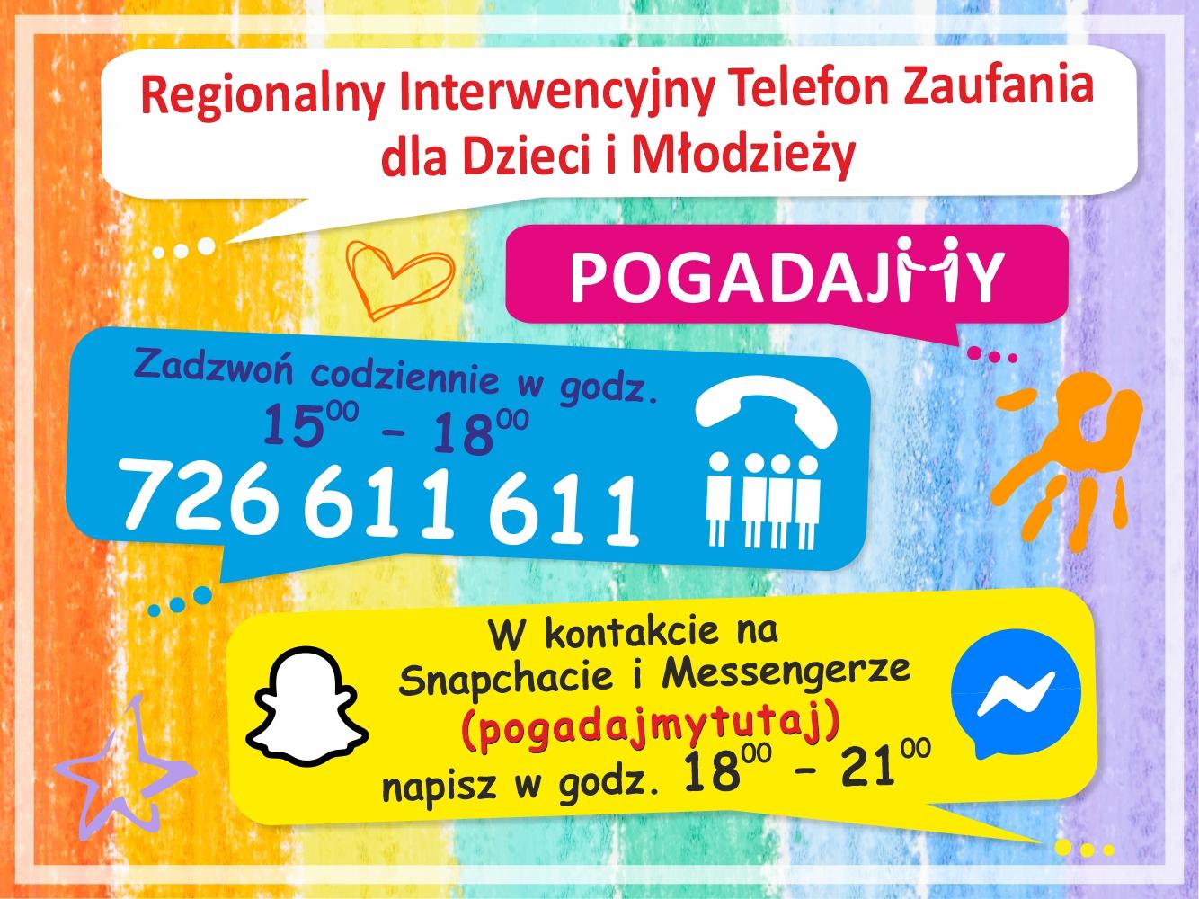 Telefon Zaufania dla Młodzieży